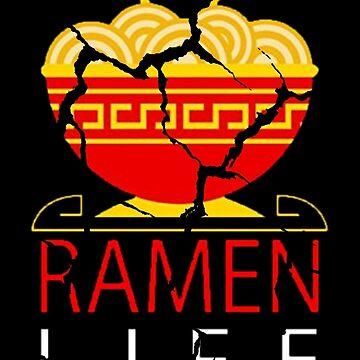 Ramen Life by TheKalebFishStore