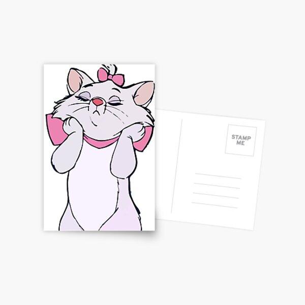 Disney the Aristocats Postcard