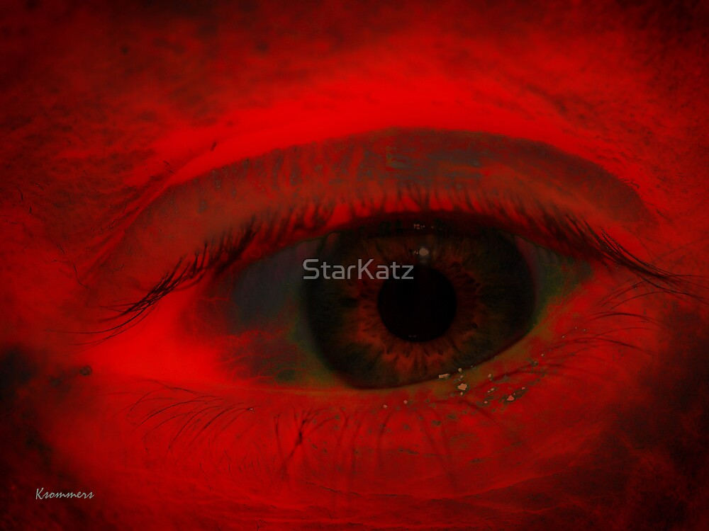 The Devils Eye by StarKatz
