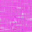 QUANTUM FIELDS ABSTRACT [1] PINK [1] by jamie garrard