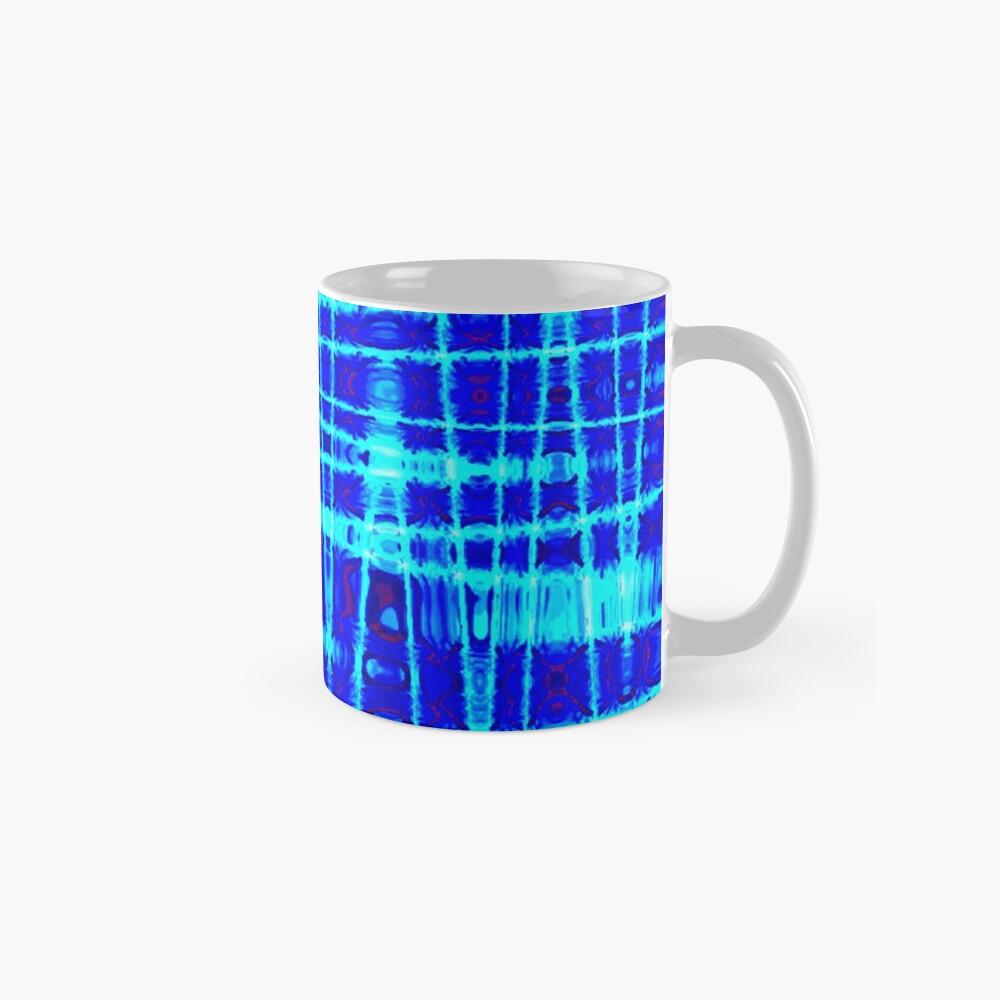 QUANTUM FIELDS ABSTRACT [1] BLUE [2] Classic Mug