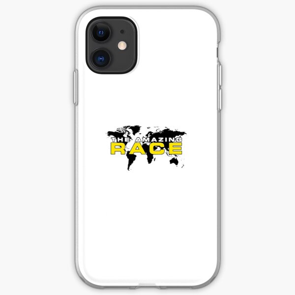 the amazing race iPhone Soft Case