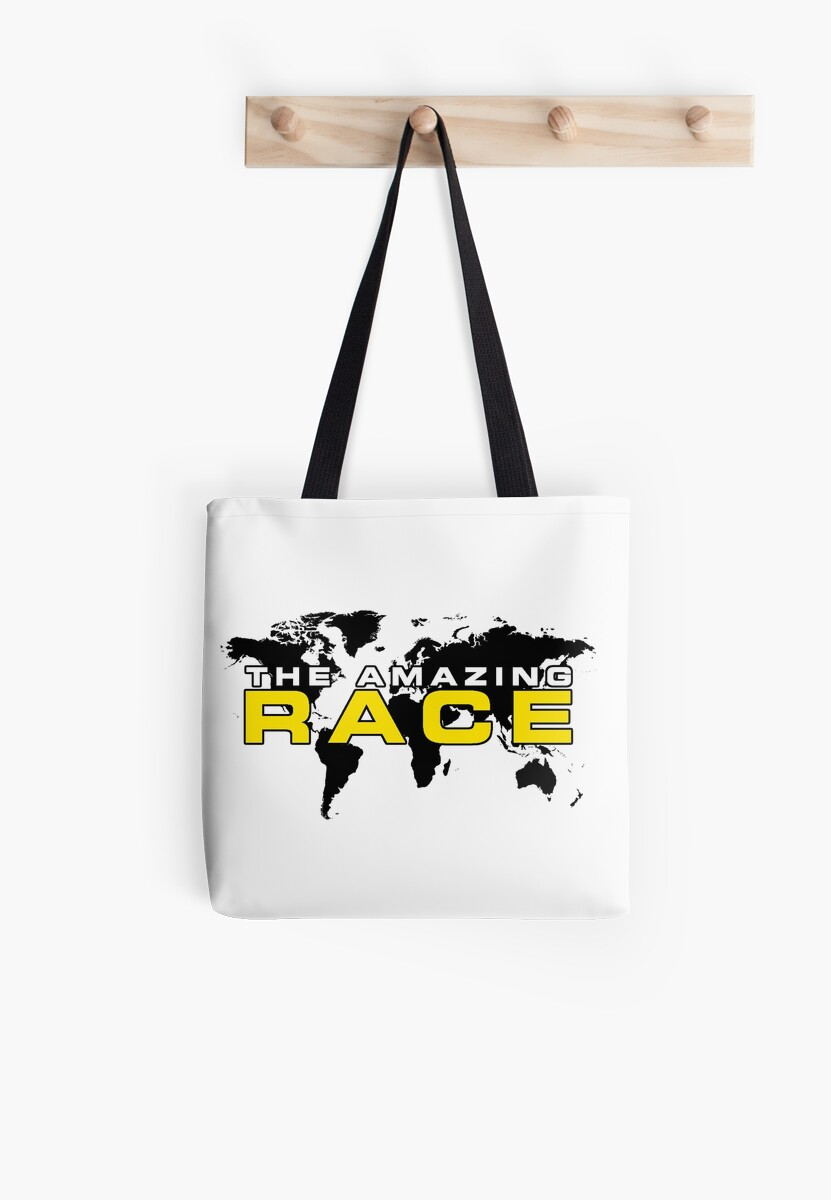 the amazing race by soface
