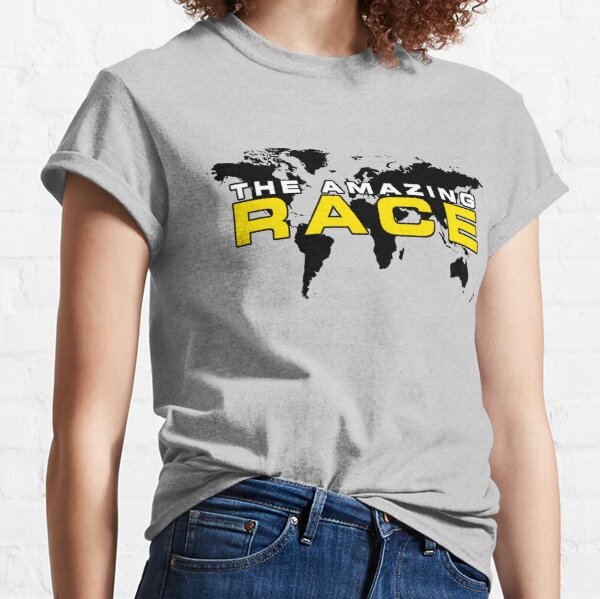 the amazing race Classic T-Shirt