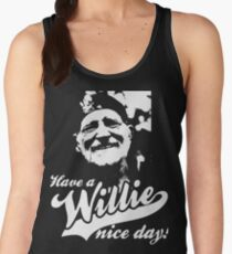 A Song For You Willie Nelson Women's Tank Top
