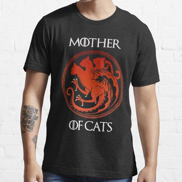 La madre de los gatos Camiseta esencial