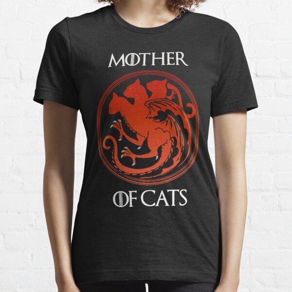 La mère des chats T-shirt essentiel