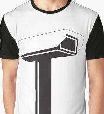 iopan CCTV Graphic T-Shirt