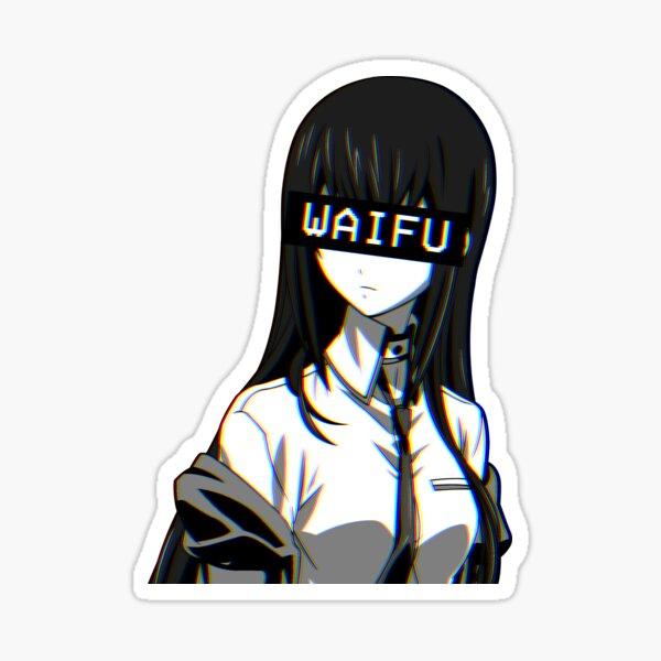 Kurisu Waifu Sticker