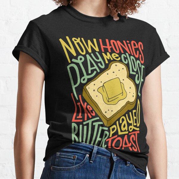 Butter Toast Biggie Classic T-Shirt