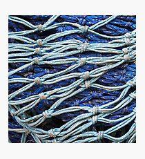 Gairloch Fishnets #6 Photographic Print