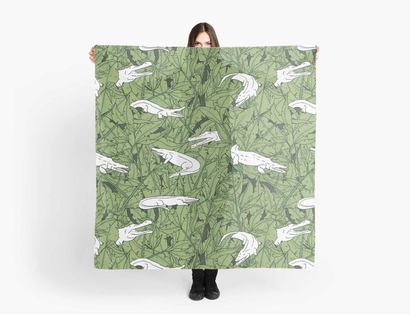 CROCODILES by veenprints