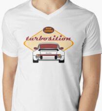 Turbostion - forced ventilated Men's V-Neck T-Shirt