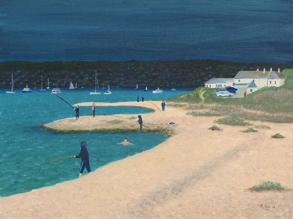Hayling Island by Richard Paul