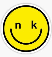 Nina Kraviz Logo [MU10] Sticker
