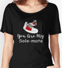 Valentines Gift for Him/Her, men/women You are my sole mate Tshirt  Women's Relaxed Fit T-Shirt