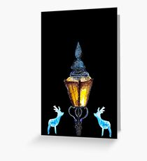 Magical Winter Greeting Card