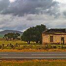 Worlds End Highway & Ruin by pablosvista2