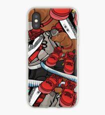 yeezy dog iPhone Case