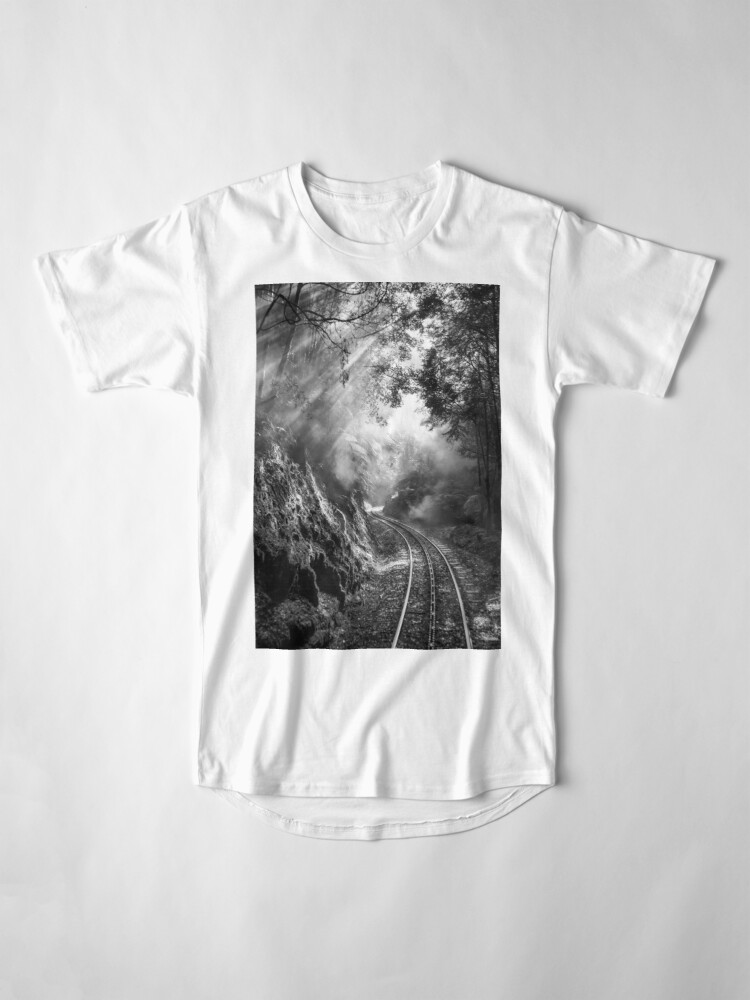 Alternate view of On track Long T-Shirt