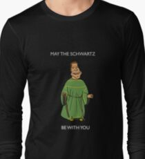 Schwartz Long Sleeve T-Shirt