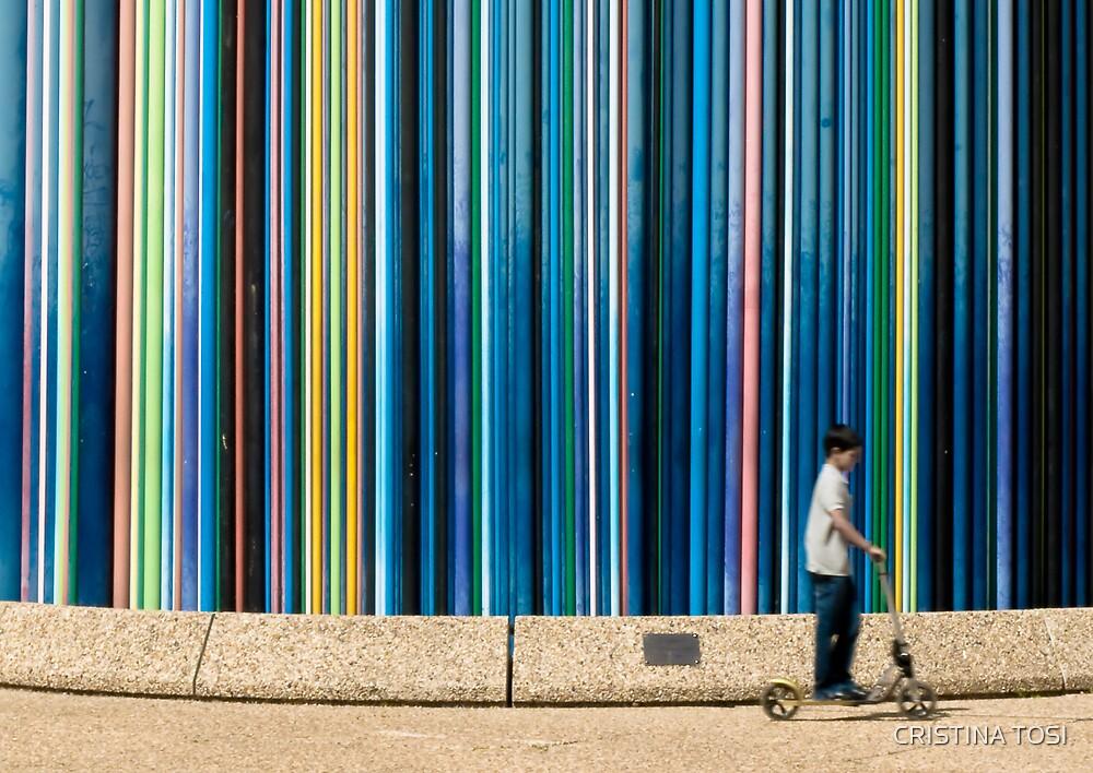 Paris La Défense by CRISTINA TOSI