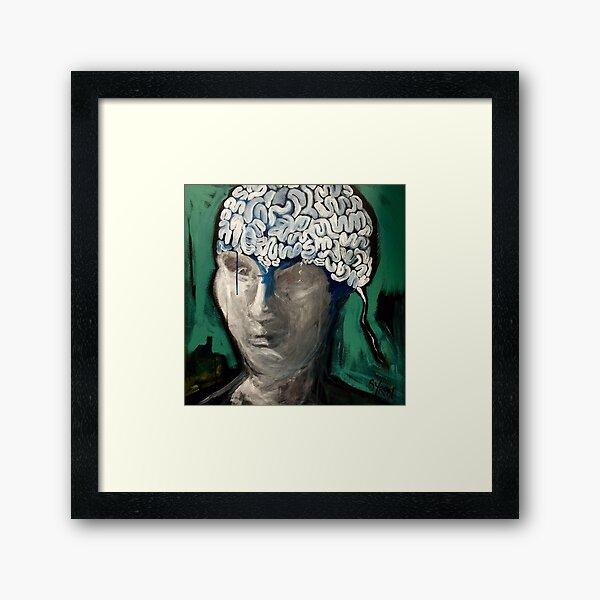 Loose Ends Framed Art Print