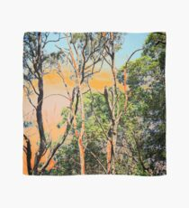 Unnatural colours of Australia Scarf