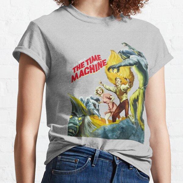 Machine à remonter le temps - time machine  Classic T-Shirt