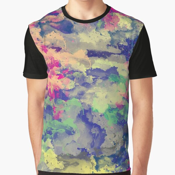 Abstract painting X 0.3 Graphic T-Shirt