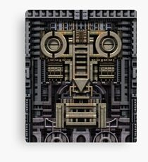 Speaker for the Dead Canvas Print