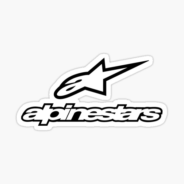 Alpinestar's GIF Sticker