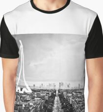 Paris! Graphic T-Shirt