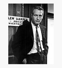 Paul Newman Photographic Print