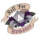 Roll For Romance - Ace Pride by flailingmuse