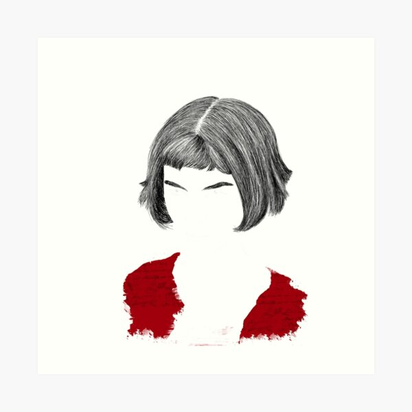 Amélie Poulain Lámina artística