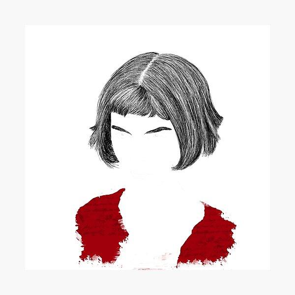 Amélie Poulain Photographic Print