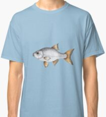 Common roach fish Classic T-Shirt