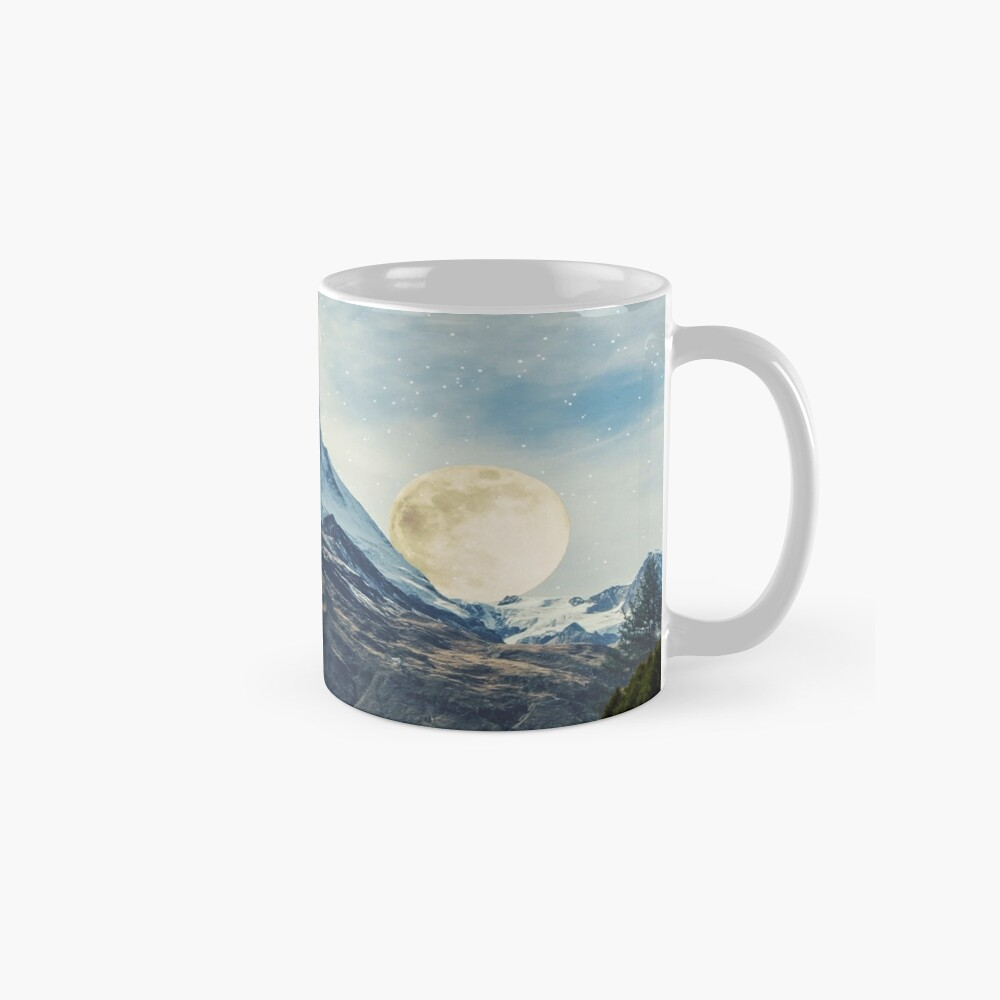 Wander trip sets the Moon Mug