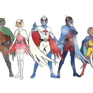 Battle of the Planets part II by Jocko