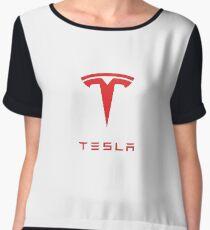 Tesla Chiffon Top