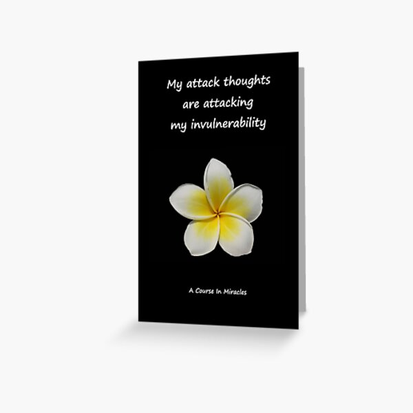 Upset with someone Greeting Card