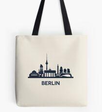 Bolsa de tela Berlín, oscuro