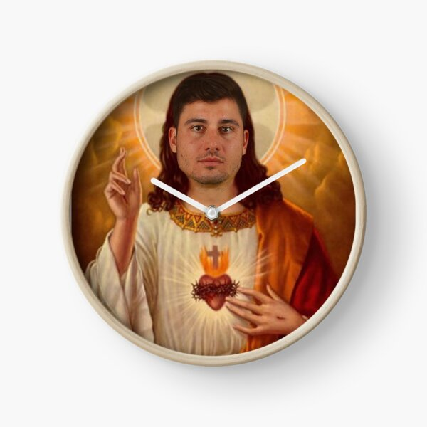Marcus 'The Stoin' Stoinis Clock