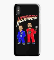 Heisenburgers iPhone Case/Skin