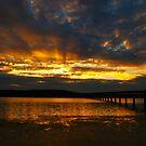 Alabama Sunset by Richard G Witham