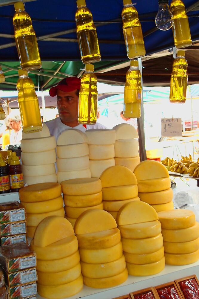 Honey and Cheese by Zack Nichols