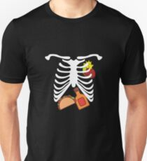 Mexican Spirit And Food Unisex T-Shirt