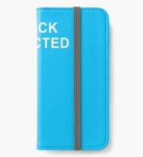 Popular Black Addicted A9 iPhone Wallet/Case/Skin