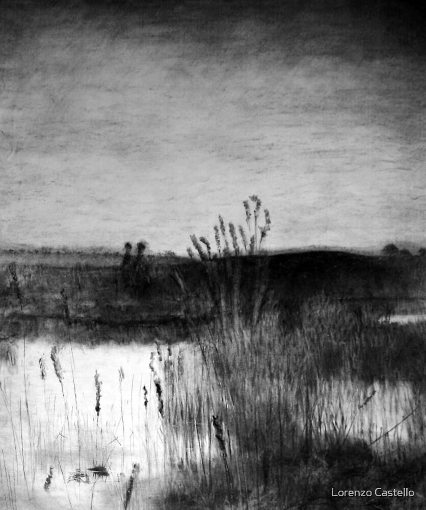Lake by Lorenzo Castello